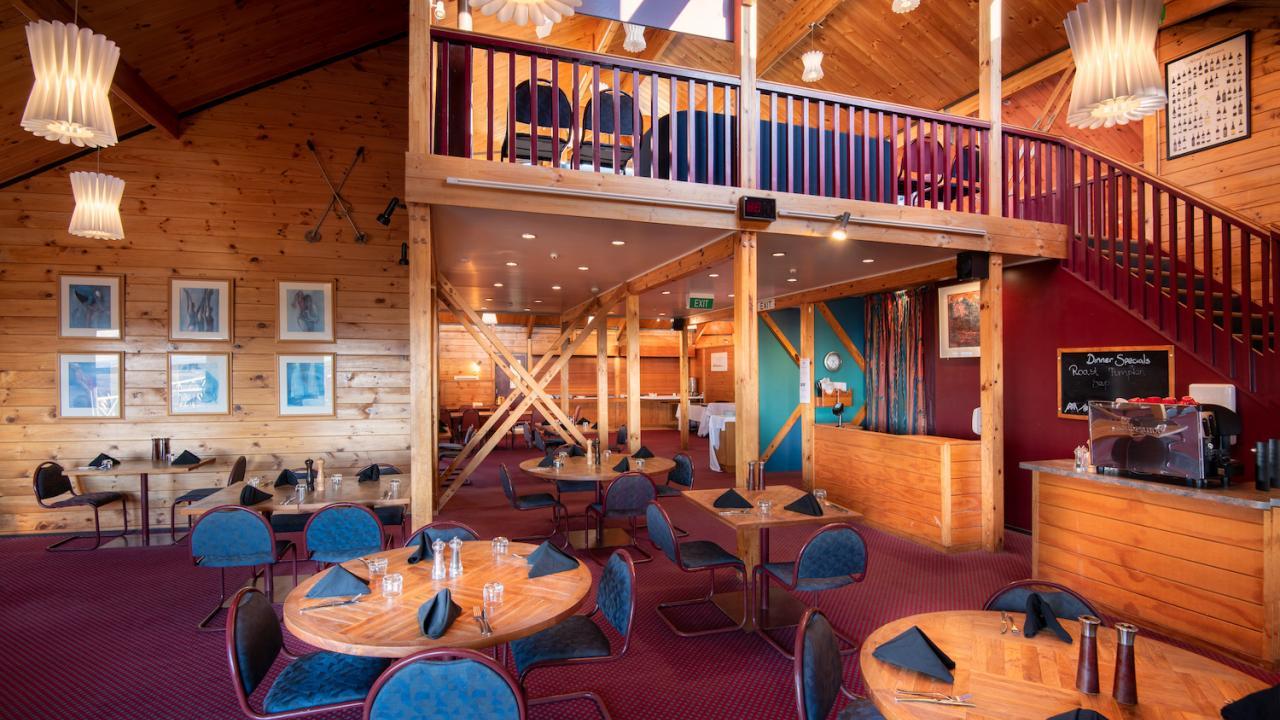 Skotel Alpine Resort - Restaurant