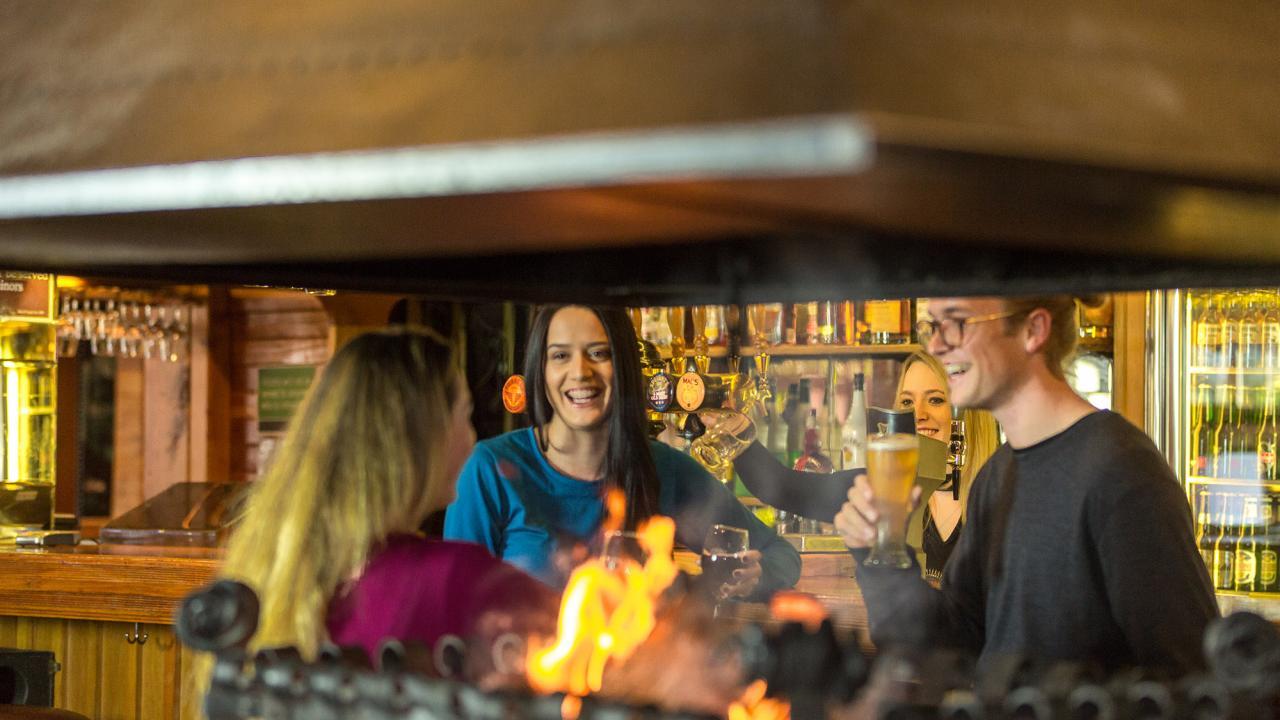 Powderkeg Bar & Restaurant