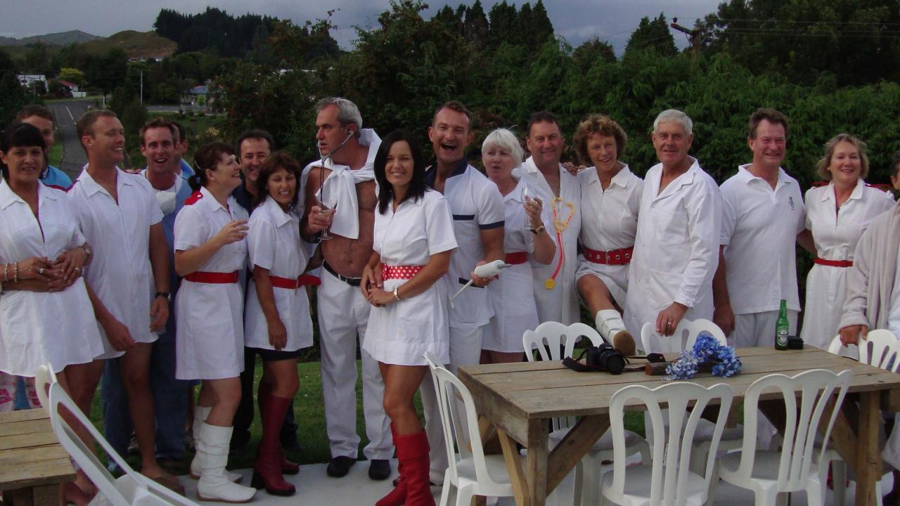 Doctors & Nurses Fancy Dress