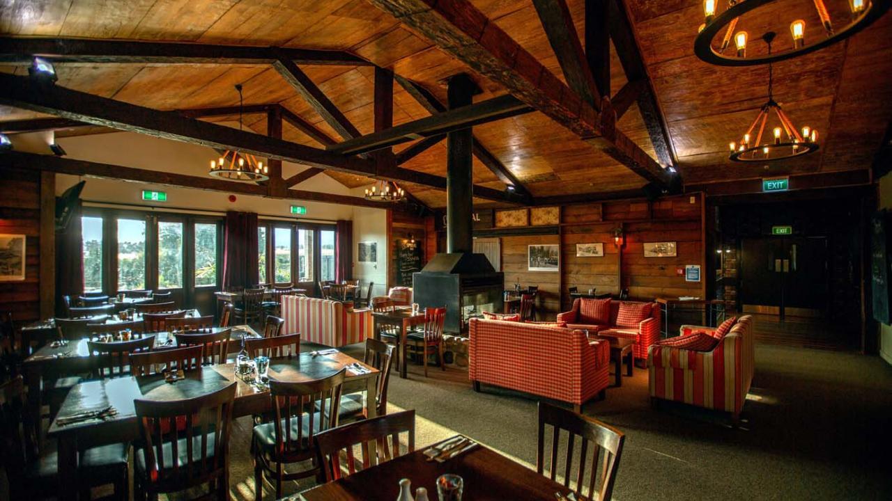 The Spiral Restaurant