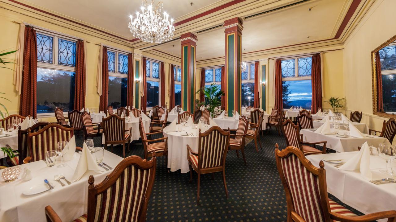 Ruapehu Restaurant