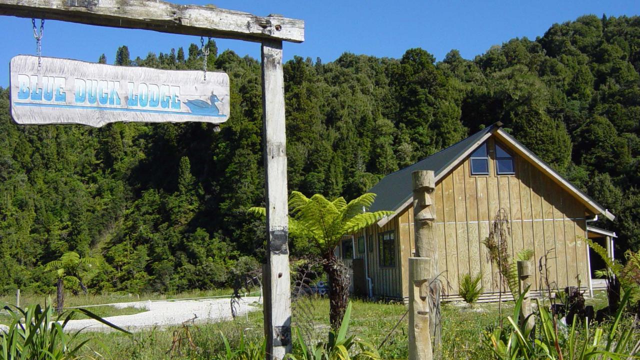 Blue Duck Lodge