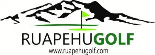 Ruapehu Golf | Logo