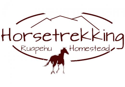 Ruapehu Homestead Horsetrekking | Logo