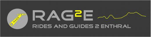 RAG2E - Rides And Guides 2 Enthral | Logo
