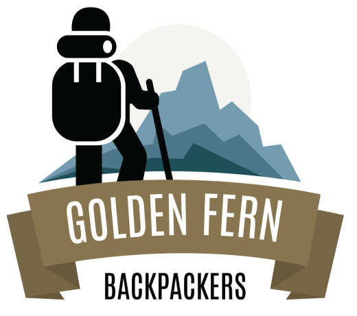 Golden Fern Backpackers | Logo