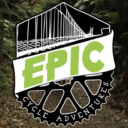 Epic Cycle Adventures | Logo