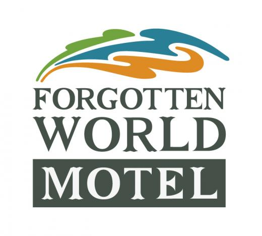 Forgotten World Motel | Logo