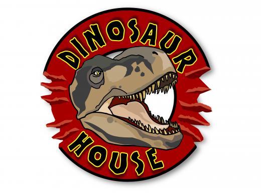Dinosaur House | Logo