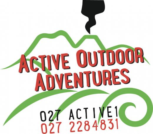Active Outdoor Adventures | Logo
