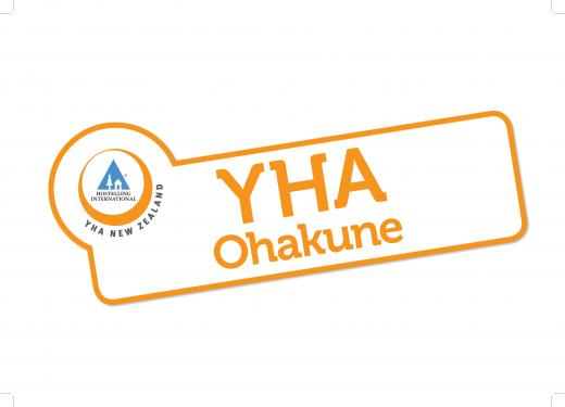 Station Lodge - YHA OHAKUNE | Logo