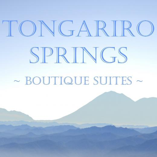 Tongariro Springs Boutique Suites | Logo
