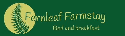 Fernleaf B&B /Farmstay | Logo