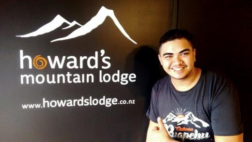 Howard's Mountain Lodge | Logo