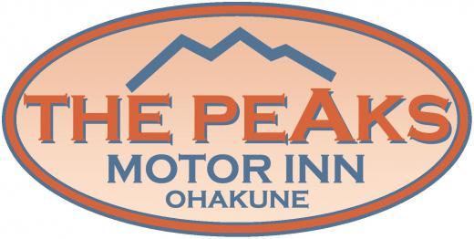 The Peaks Motor Inn | Logo