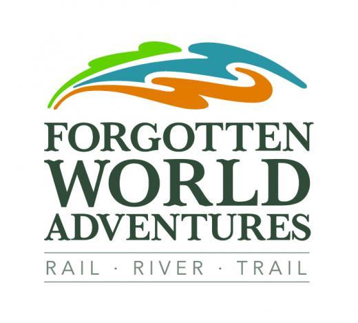 Forgotten World Adventures | Logo