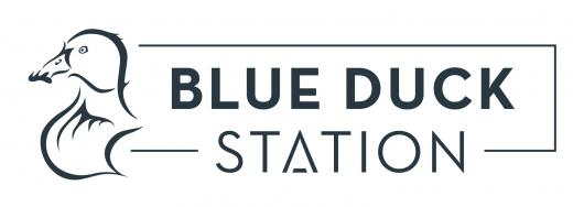 Blue Duck Station | Logo