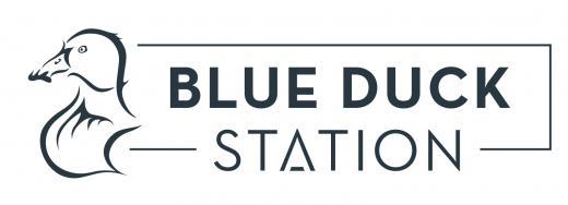 Blue Duck Station | Logo