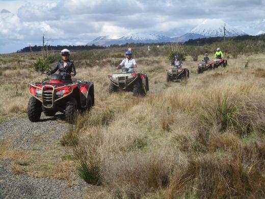 Ruapehu Adventure Rides | Logo