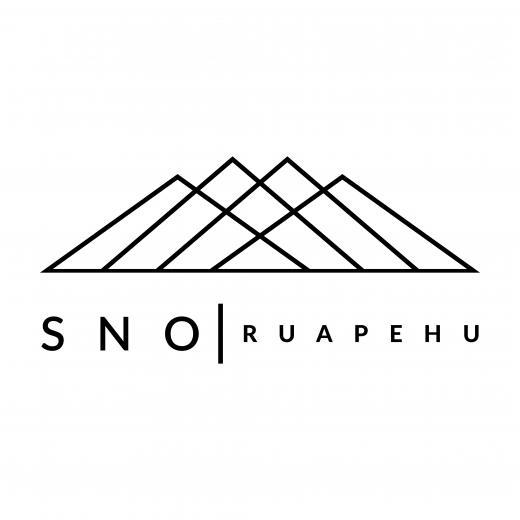 Sno Ruapehu  | Logo