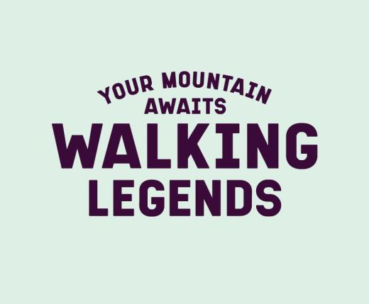 Walking Legends Guided Walks | Logo