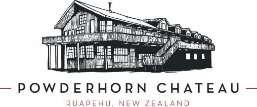 Powderhorn Chateau | Logo