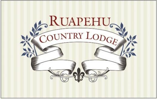 Ruapehu Country Lodge | Logo