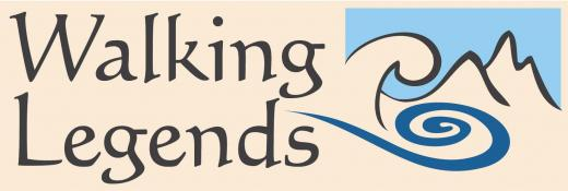 Walking Legends Guided Walks | Logo