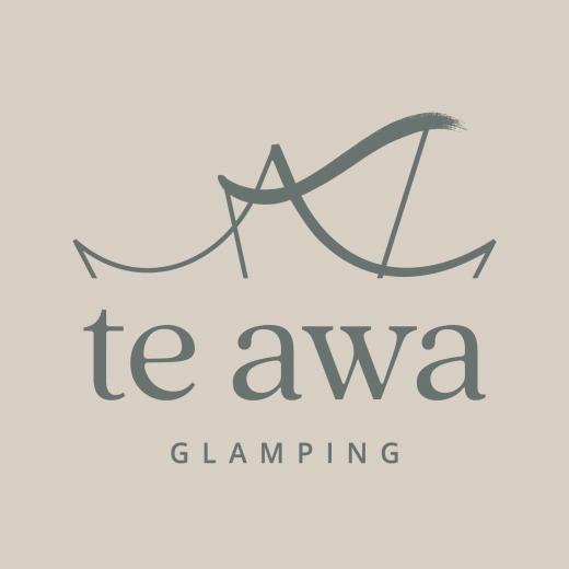 Te Awa Glamping | Logo