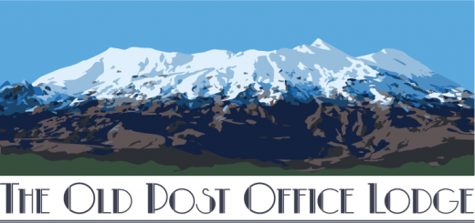 The Old Post Office Lodge | Logo