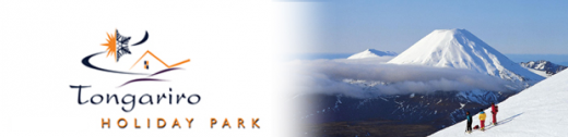 Tongariro Holiday Park  | Logo