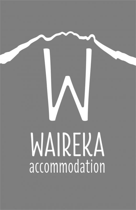 Waireka Accommodation Ohakune | Logo