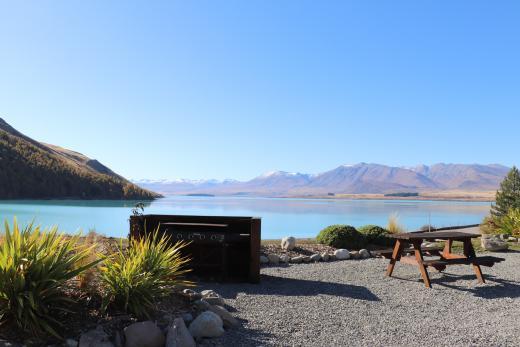 Lake Tekapo Motels and Holiday Park