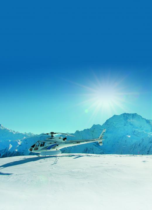 Mt Cook & Tasman glacier Helicopter experience