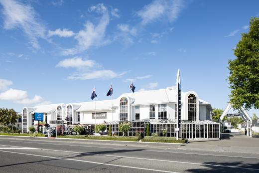 Pavilions Hotel Christchurch