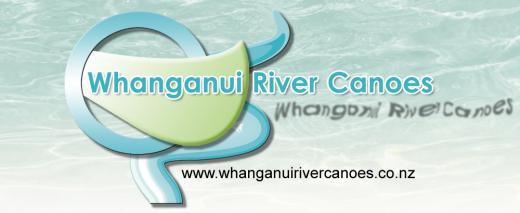 Whanganui River Canoes | Logo