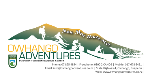 Owhango Adventures | Logo