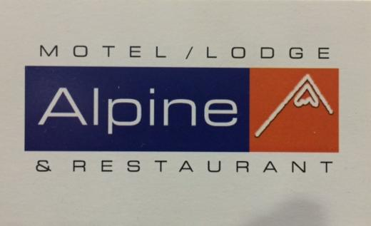 Alpine Motel & Backpackers Lodge | Logo