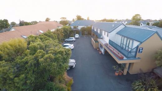 Sherborne Motor Lodge - Christchurch