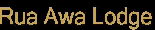 Rua Awa Lodge | Logo
