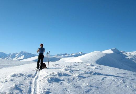 Lake Tekapo High Country - Nordic/Telemark Ski Touring