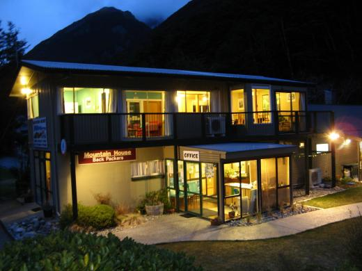 Arthur's Pass YHA, Mountain House Lodge