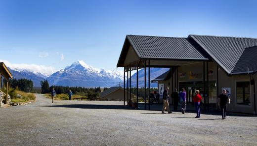Glentanner Park Backpackers