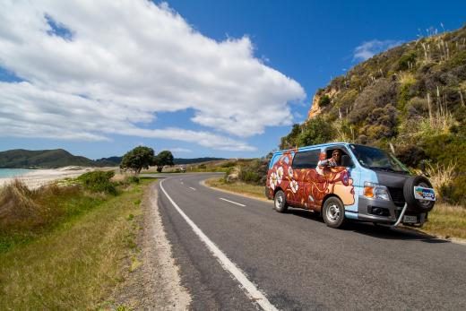 Escape Campervan Rentals