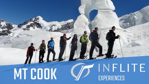 INFLITE Experiences Mt Cook - Glacier Guiding