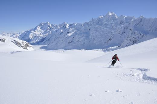 Ski The Tasman
