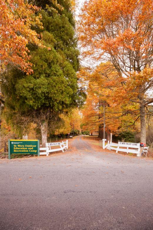 Te Wera Valley Lodge