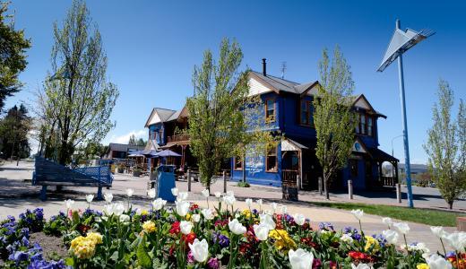 The Blue Pub, Mt Hutt Village - Methven