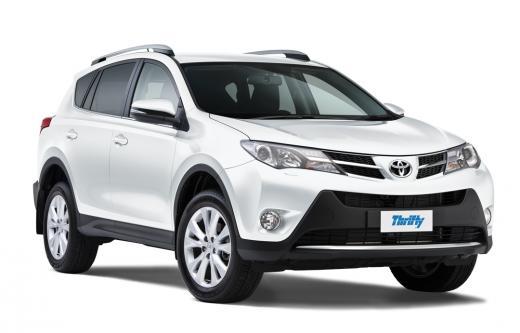Thrifty Car Rental - New Zealand Wide