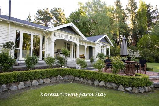 Karetu Downs Farm Stay